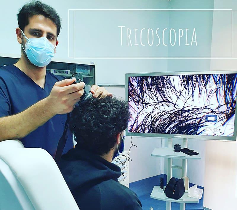 Patologie dei capelli - Tricoscopia